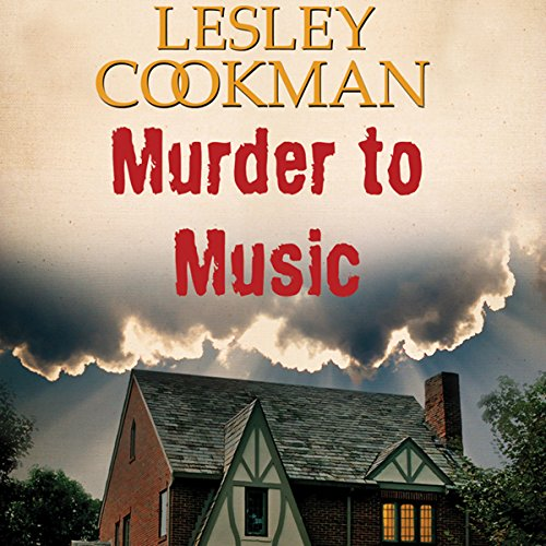 Murder to Music audiobook cover art