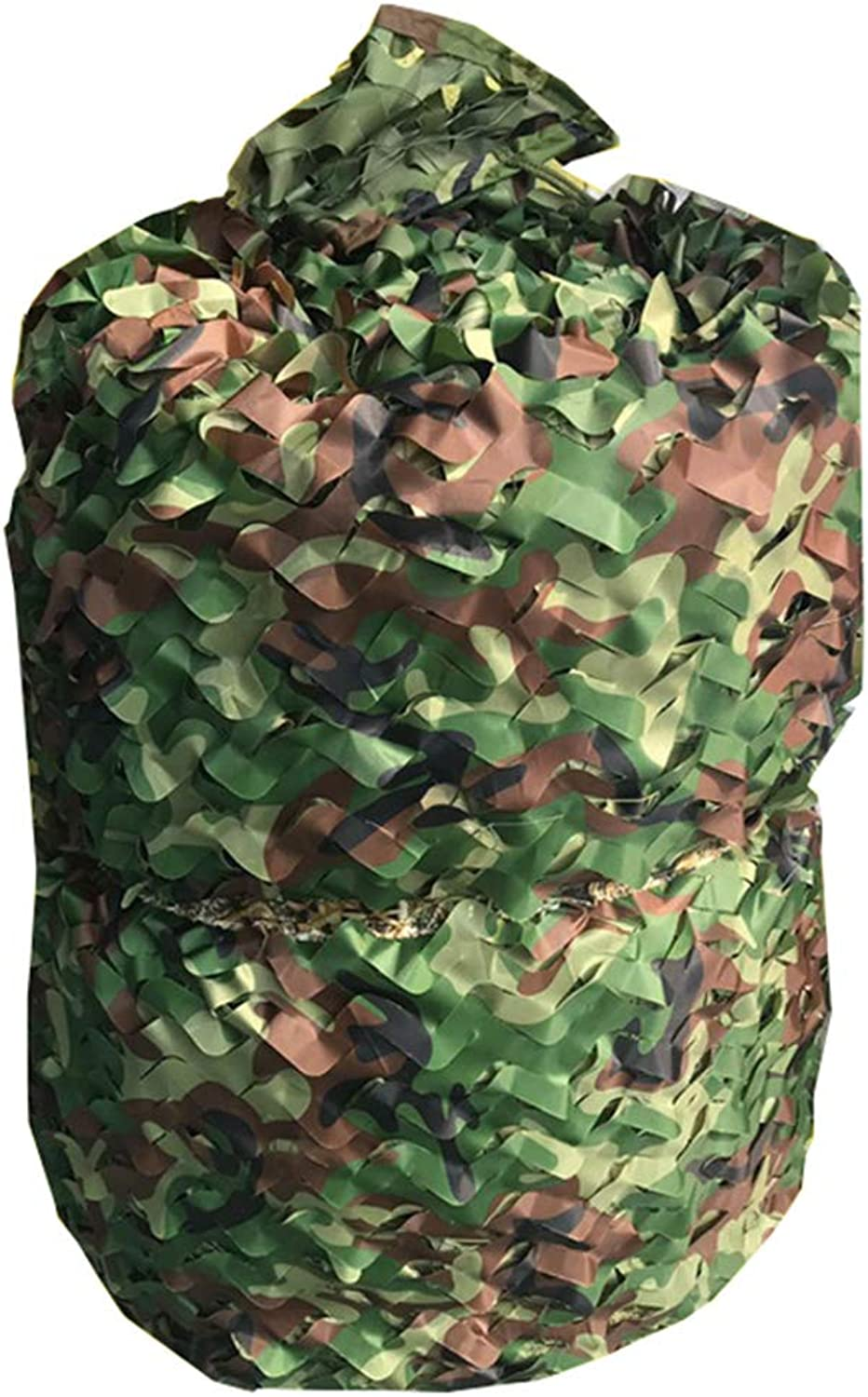 Camouflage Netting Army Military Oxford Fabric UV Resistant Shade Camo Netting Car Covering Tent Woodland Camping Hunting Blinds Netting Jungle Photography