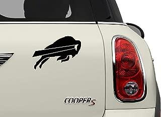 Buffalo Bills Black Sports Teams Automotive Decal/Bumper Sticker