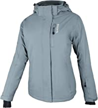 BALEAF Womens Insulated Ski Jackets Waterproof Detachable Hood Winter Jacket Snow Coat for Skiing, Snowboarding, Snowmobling