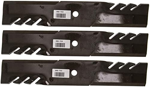 discount Oregon high quality 396-735 new arrival Pack of 3 High Lift Gator Blades sale