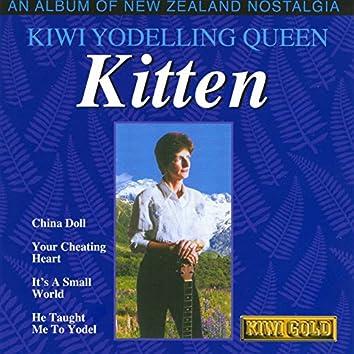 Kiwi Yodelling Queen - An Album Of New Zealand Nostalgia