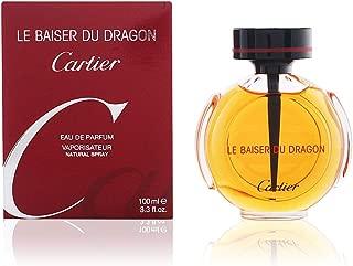 Le Baiser Du Dragon By Cartier For Women. Eau De Parfum Spray 3.3 Ounces