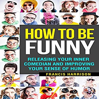 How to Be Funny cover art
