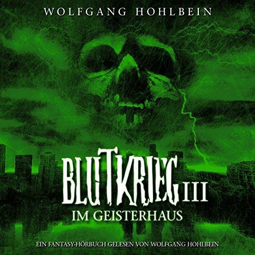 Im Geisterhaus audiobook cover art