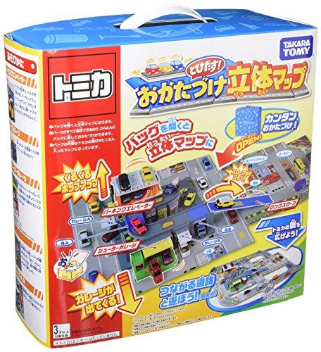 Le Tomica Tobidasu! ?clairci une carte en trois dimensions (Japon import / Le paquet et le manuel sont ?crites en japonais)