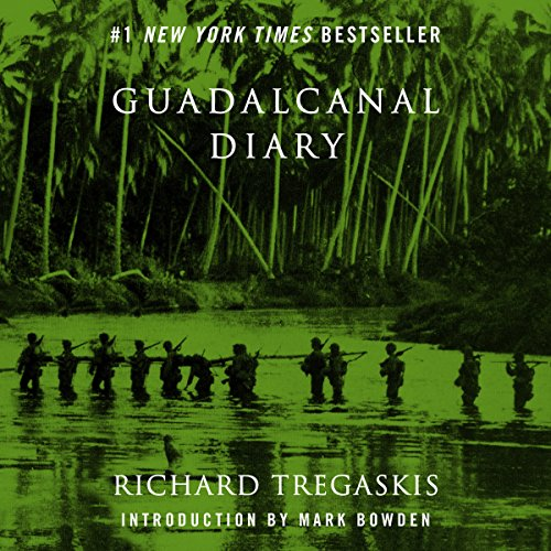 Guadalcanal Diary audiobook cover art
