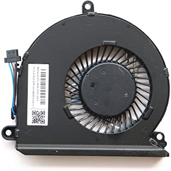 Power4Laptops Replacement Laptop Fan for Compaq Notebook PC 15-a010eb Compaq Notebook PC 15-a010sb Compaq Notebook PC 15-a010sf Compaq Notebook PC 15-a019sg Compaq Notebook PC 15-a013nf