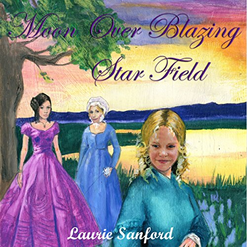 Couverture de Moon over Blazing Star Field
