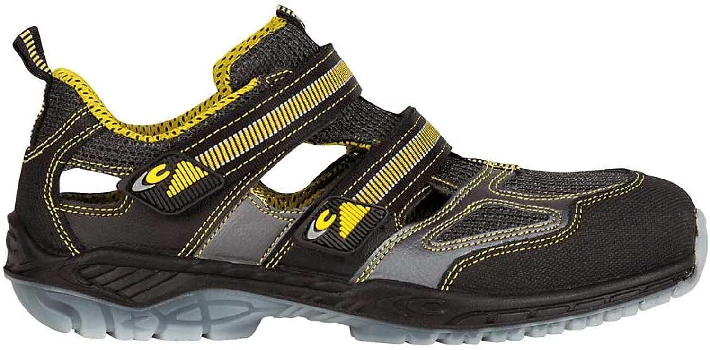 Cofra 30040-001.W47 Chaussures de sécurité Ace  S1 P SRC Taille 47 noir,