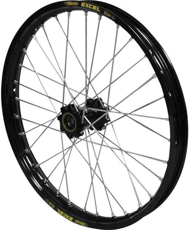 Excel Pro Series G2 Rear Wheel Set  19 x 1.85 32H  Black Hub Black Rim , Position  Rear, Rim Size  19, color  Black 2R1CK40