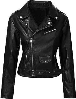 AKMAK Riverdale Southside Serpents Jughead Jones Women's Faux Leather Biker Jacket