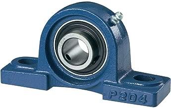 DOJA Industrial | Rodamiento con Soporte UCP 204 | Cojinete de Bolas para Eje de 20mm | Principales usos: Fresadoras, Impresora 3D, Bricolaje.