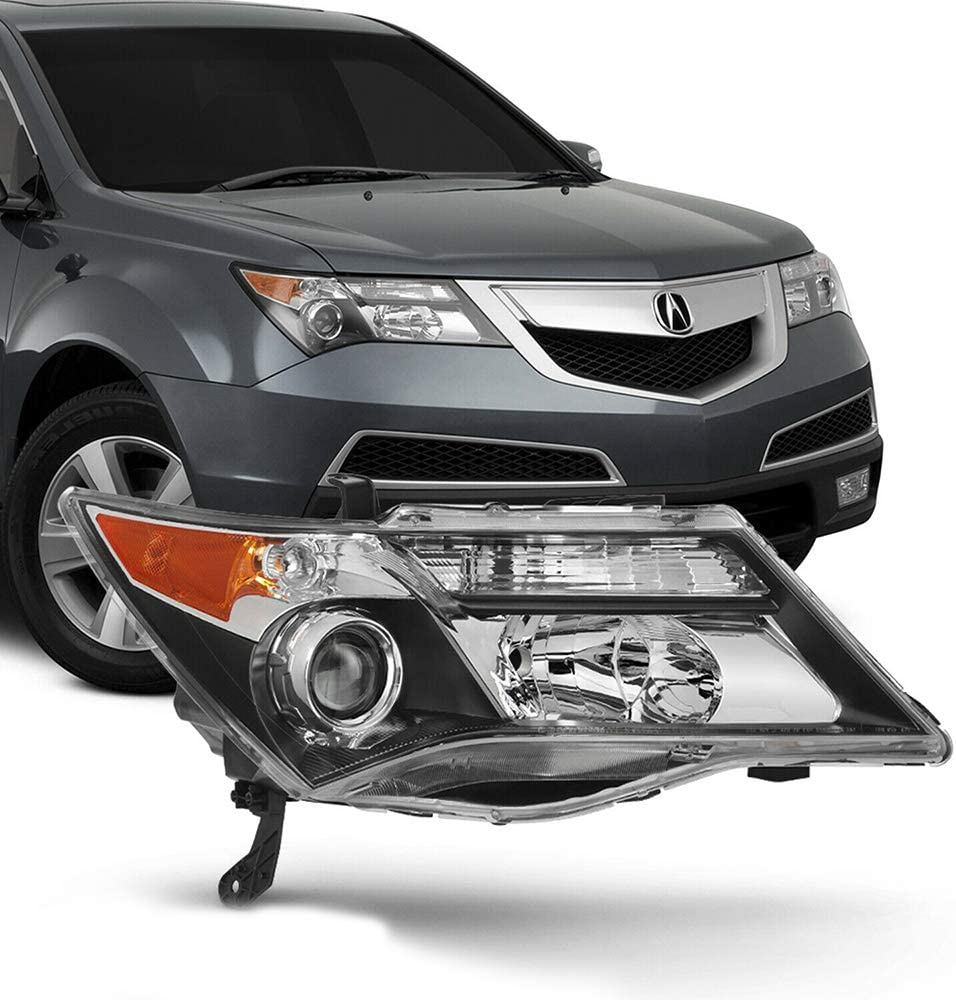 NEW Headlights Headlamps Assembly Compatible MDX Import 2007-2009 with Dealing full price reduction