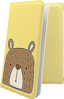 dynapocket T-01A / X02T マルチタイプ マルチ対応ケース ケース 手帳型 動物 動物柄 アニマル どうぶつ 鳥 クマ ブルー 北欧 北欧柄 ほくおう ほくおうがら ダイナポケット 花柄 花 フラワー t01a ハート love kiss キス 唇 11232-1001-10001067-t01a