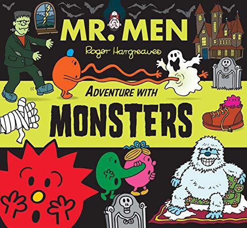 Mr Men Adventures. Monsters (Mr. Men and Little Miss Adventures)