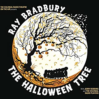 The Halloween Tree (Dramatized) cover art