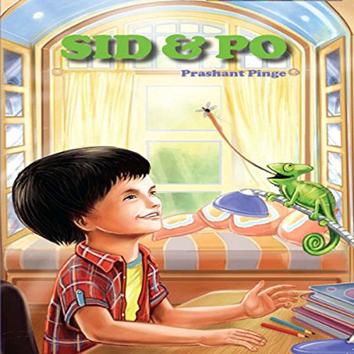 Sid and Po audiobook cover art