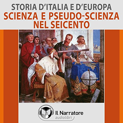Scienza e pseudo-scienza nel Seicento copertina
