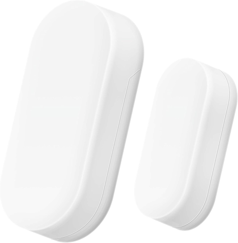 Trust Smart Home 71231 Sensor inalámbrico para Puerta/Ventana, 3 V, Blanco