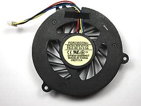 Power4Laptops Compatible Laptop Fan Fits Asus DFS541305MH0T F8U5 101209A, Asus G50, Asus G51, Asus G51VX, Asus G51VX0-RX05
