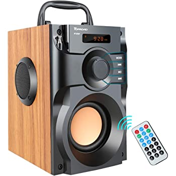 Amazon Com Sylvania Shtib1046 Bt 2 1 Bluetooth Home Computer Speaker System Renewed Home Audio Theater
