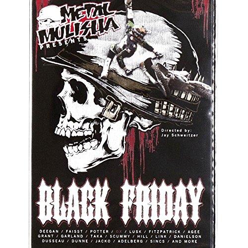 Metal Mulisha BLACK FRIDAY DVD