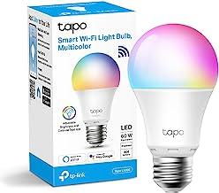 TP-Link Tapo L530E, Smart Wi-Fi Light Bulb, Multicolour (E27) (TL-TapoL530E)