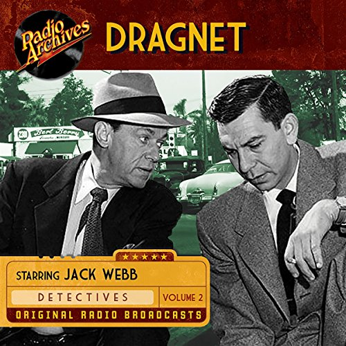 Dragnet, Volume 2 cover art