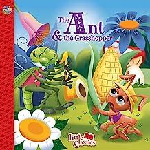 The Ant & the Grasshopper Little Classics