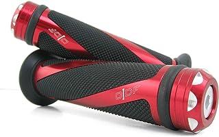 Manopole Moto da Cross in Gomma Portata di Mano Universale 7//8 Motociclo Motocicletta Manubri Alluminio per KYMCO XCITING 250 300 350 400 400S 500