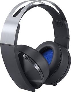 Sony - Audífonos inalámbricos Playstation Platinum con sonido envolvente 7.1, PS4