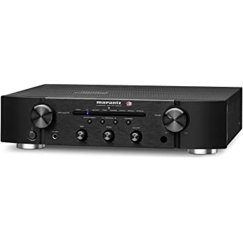 Marantz PM6006 Integrated Stereo Amplifier - UK Edition - Black