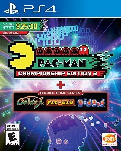 Pac-Man Championship Edition 2 + Arcade Game Series - PlayStation 4 (Renewed)