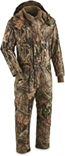 Guide Gear Men's Guide Dry Waterproof Insulated Hunting Coveralls