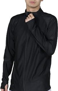 PONTAPES(ポンタペス) ラッシュガード フードなし フルジップ 全20色柄 S~3Lサイズ 長袖 UVカット UPF50 + PR-4300