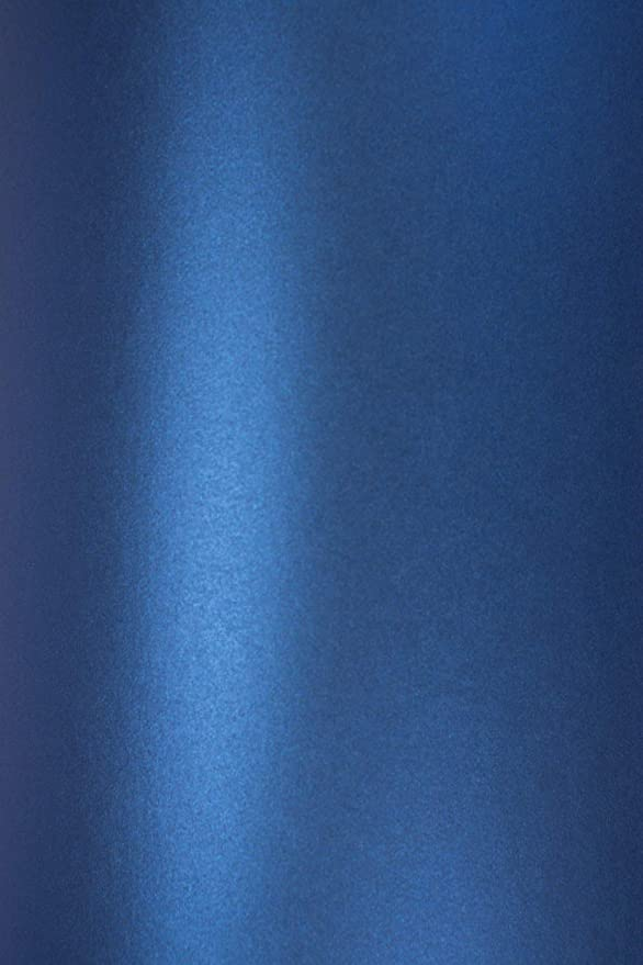 10 x Perlmutt-Echt-Silber 120g Papier DIN A4 210x297mm Majestic Real Silver doppelseitig schimmernd Pearl-Karton Perl-Glanz Perlmutt-Papier Bastel-Karton metallic gl/änzend f/ür Inkjet und Laser Drucker