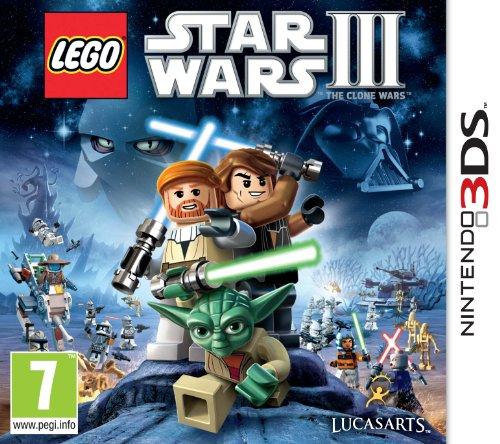Lego Star Wars III: The Clone Wars (Nintendo 3DS) [Importación inglesa]
