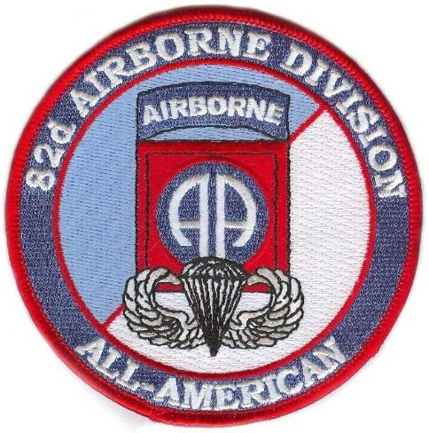 82nd Airborne Easy-to-use Division Fort Worth Mall with Patch Wings