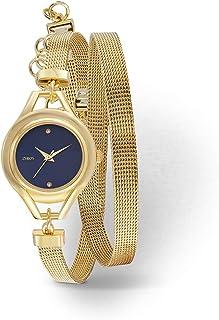 ZYROS Wristwatch for Women, Mixed, ZAA083L010105