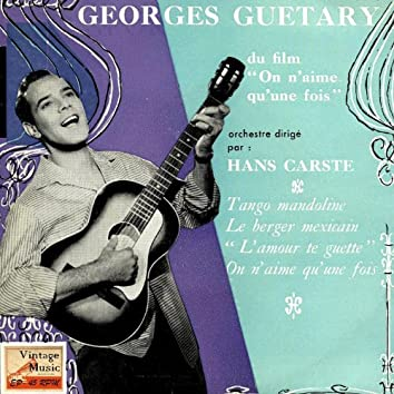 """Vintage French Song Nº 90 - EPs Collectors, """"On N'aime Qu'une Fois"""""""