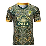 LXIN Sudáfrica Centenary Edition Rugby Jersey S-3XL Sports
