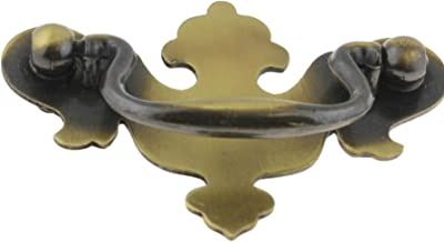 Antique English Drawer Bail Pull Handle 2-1/2