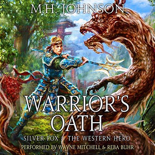 Silver Fox & the Western Hero cover art