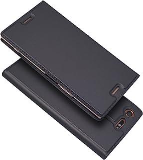 ソニー Sony Xperia XZ Premium ケース エクスぺリア SO-04J ケース カバー 手帳型 Xperia XZ Premium SO-04J ケース 【iCoverCase】 内蔵マグネット カードポケット スタンド機能 ...