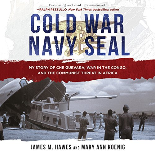Cold War Navy SEAL audiobook cover art