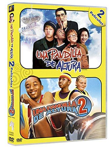 Una Pandilla De Altura 1 + Una Pandilla De Altura 2 [DVD]