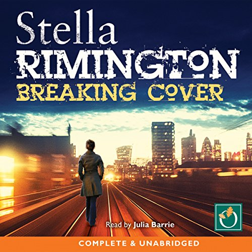Breaking Cover audiobook cover art