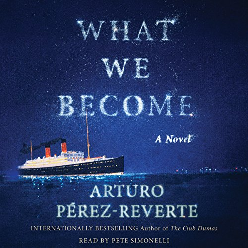 What We Become audiobook cover art