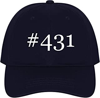 The Town Butler #431 - A Nice Comfortable Adjustable Hashtag Dad Hat Cap